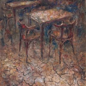 """""""La mesa de los desesperados"""""""