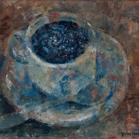 """""""La galaxia en un café"""""""