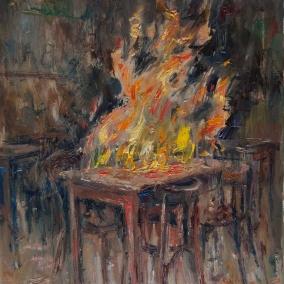 """""""La mesa de las pasiones encendidas"""""""