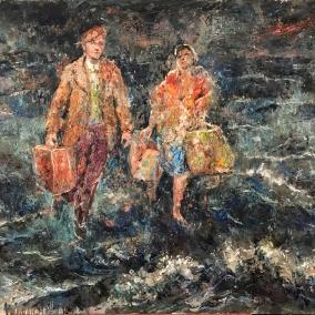 """""""Los inmigrantes que caminaron sobre el mar"""""""